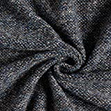 Fabulous Fabrics Strickbouclé fein meliert –
