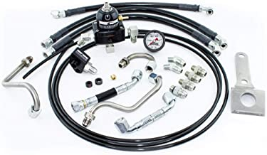 Driven Diesel Standard Regulated Return Fuel System Kit Compatible with 1999-2003 Ford 7.3L Powerstroke Diesel