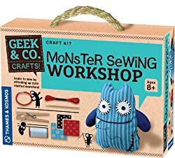Geek & Co. Craft Monster Sewing Workshop
