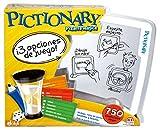 Mattel Games Pictionary pizarra mágica, juego de mesa infantil (Mattel BGG29)