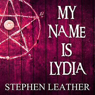 My Name Is Lydia audiobook cover art