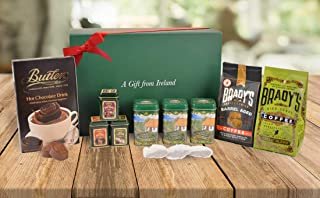 The Hot Drinks Connoisseur Gift Basket/ Gift Box