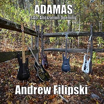 """ADAMAS (From """"Sword Art Online: Alicization"""")"""