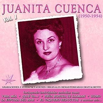 Juanita Cuenca (1950 - 1954) Vol. 1
