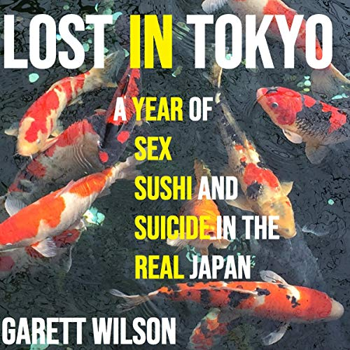 Lost in Tokyo cover art