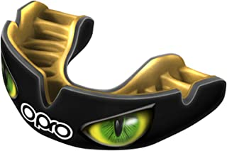OPRO Power-Fit Mouthguard - for Football, Rugby, Hockey, Lacrosse, Wrestling, and Other Contact Sports (Adult and Junior S...
