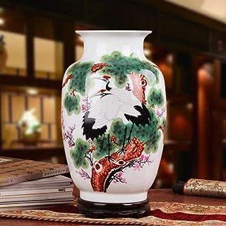 YUNLILI Artesanal El jarrón Debe ser una Exquisita decoración Accesorio Antiguo Decoraciones clásicas Estilo Familia Sala ...