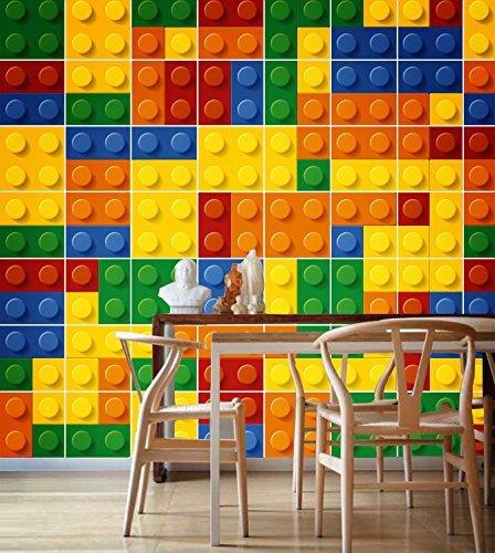 Piastrelle Lego (set di 49)