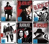 The Blacklist Staffel 1-6