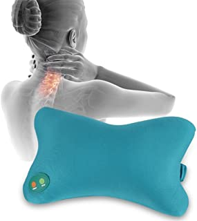 Almohada de masaje, masajeador eléctrico suave para el