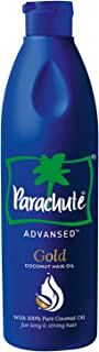 Parachute Advansed Gold Coconut Hair Oil, 400 ml