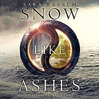 Snow Like Ashes cover art