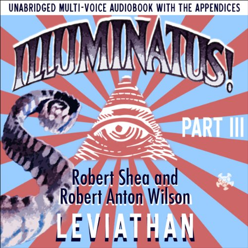 Illuminatus! Part III audiobook cover art