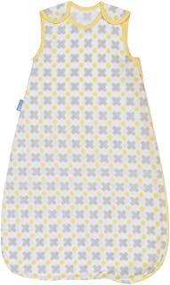 The Gro Company Grobag 0.2 Tog Noughts and Crosses Sleeping Bag for 6-18 Months Baby