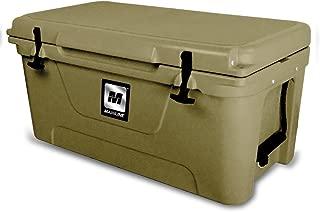 Mainline ML65LN-T 65Liter/69Quart Tan Rotomold Insulated Cooler
