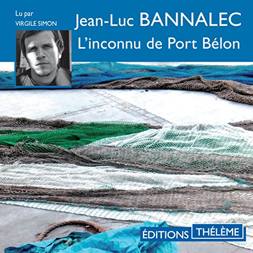 L'inconnu de Port Bélon audiobook cover art
