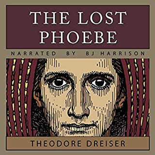 The Lost Phoebe cover art