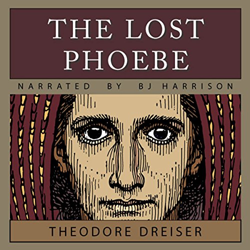 The Lost Phoebe audiobook cover art