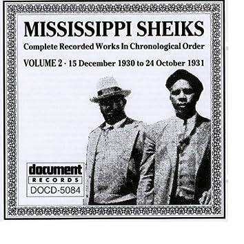 Mississippi Sheiks Vol. 2 (1930 - 1931)