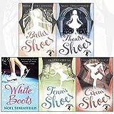 Noel Streatfeild 5 Books Collection Set (Ballet Shoes, Theatre Shoes, White Boots, Tennis Shoes, Circus Shoes)