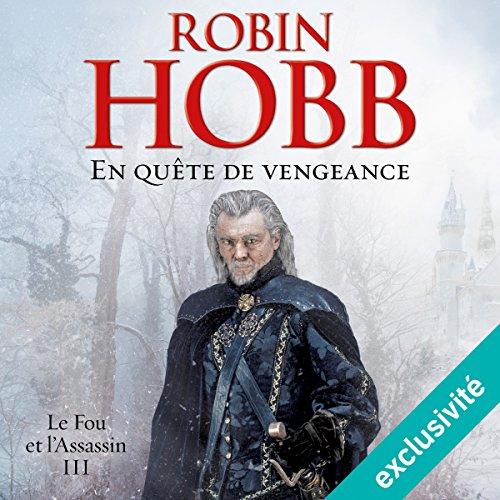 En quête de vengeance audiobook cover art