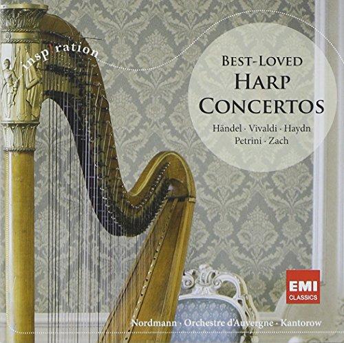 Best Loved Harp Concertos