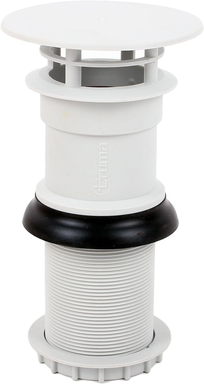 Chimenea de escape Truma 65mm Gris sl3002para calentadores, extractoras etc para caravanas y caravanas