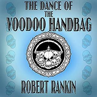 The Dance of the Voodoo Handbag audiobook cover art