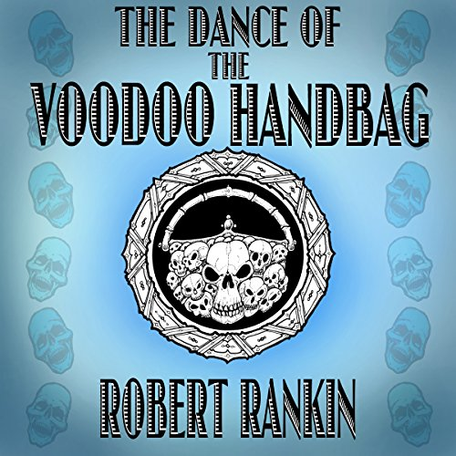 The Dance of the Voodoo Handbag audiobook cover art