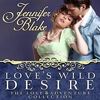 Love's Wild Desire audiobook cover art