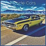 Muscle Cars 2021 Calendar: Official Classic Muscle Cars Calendar 2021, 18 Months