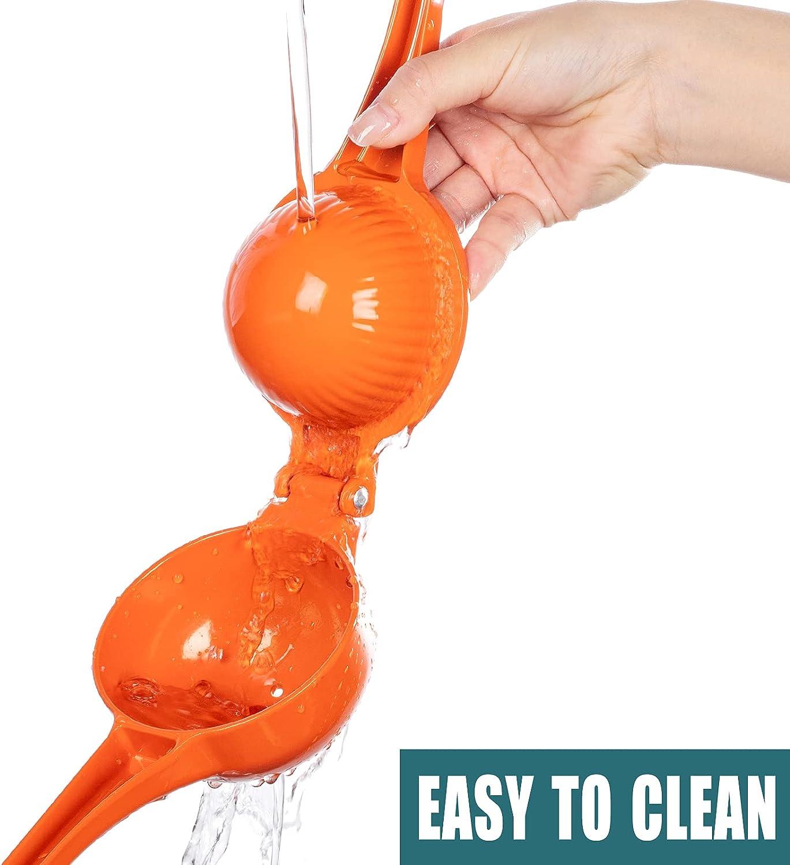 Kitchen Utensils & Gadgets Manual Juicer Lemon Lime Squeezer,Metal ...