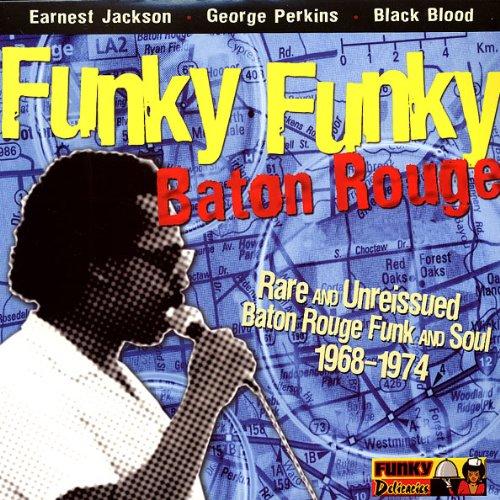 Rare & Unreleased Baton Rouge [Vinyl LP]