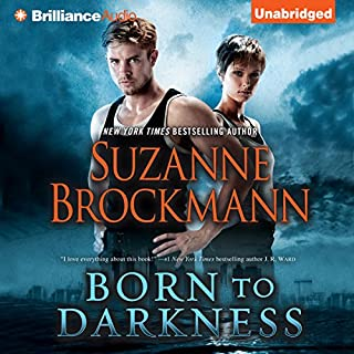 Born to Darkness audiobook cover art