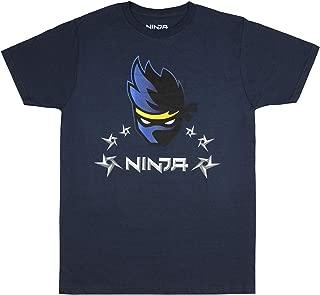 Ninja Shirt Men's Ninja Star Logo T-shirt