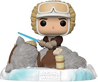 Funko Pop! Deluxe Star Wars: Battle at Echo Base Series - Han Solo y Tauntaun, Amazon Exclusive, Figura 2 de 6