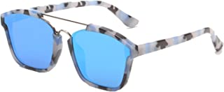 reflective sunglasses women super girl street sunglasses