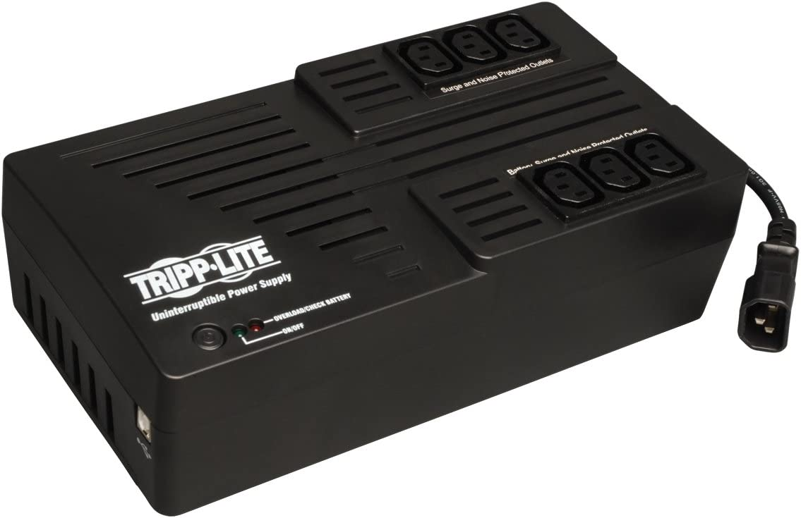 Tripp Lite 550VA 6 Luxury Outlet New item Catalog Protecti Category: Power UPS