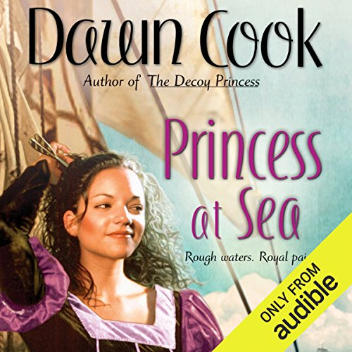 Princess at Sea audiobook cover art