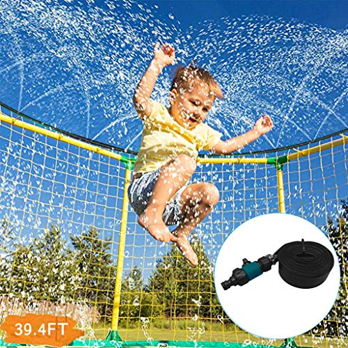 Trampoline Waterpark Sprinkler Best Outdoor Summer Toys For Kids Outside
