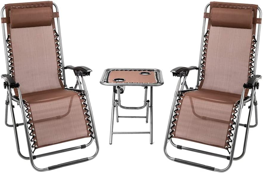 Zero Gravity Chairs Ranking TOP8 Patio Lawn with Rapid rise 2 Set of