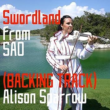 "Swordland (From ""Sword Art Online"") [BACKING TRACK]"