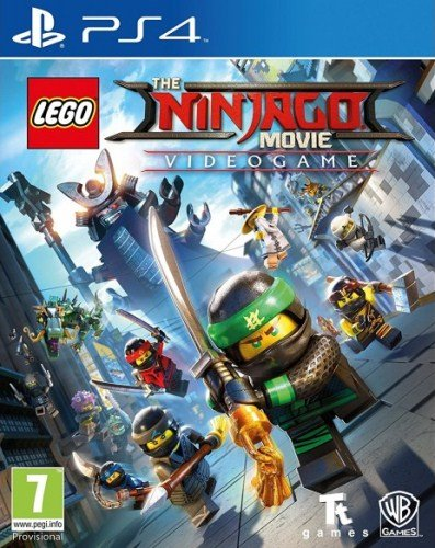 LEGO The Ninjago Movie: Videogame PS4 [ ]