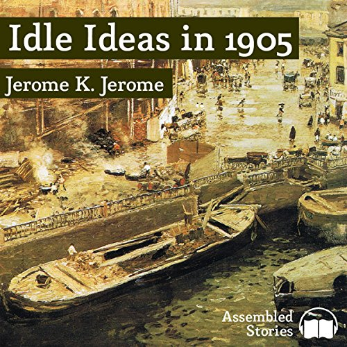 Idle Ideas in 1905 audiobook cover art
