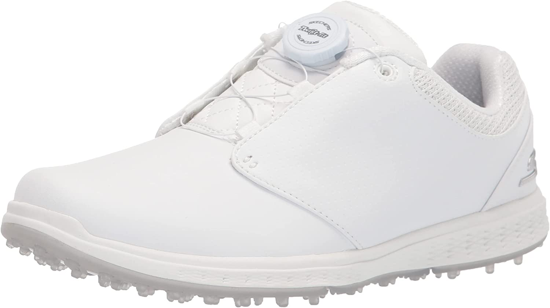 Skechers Women's Go Elite 3 Golf Twist Popular shop is Fresno Mall the lowest price challenge Shoe