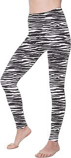Cheetah Cotton Leggings for Women High Waisted Yoga Pants & Plus Size