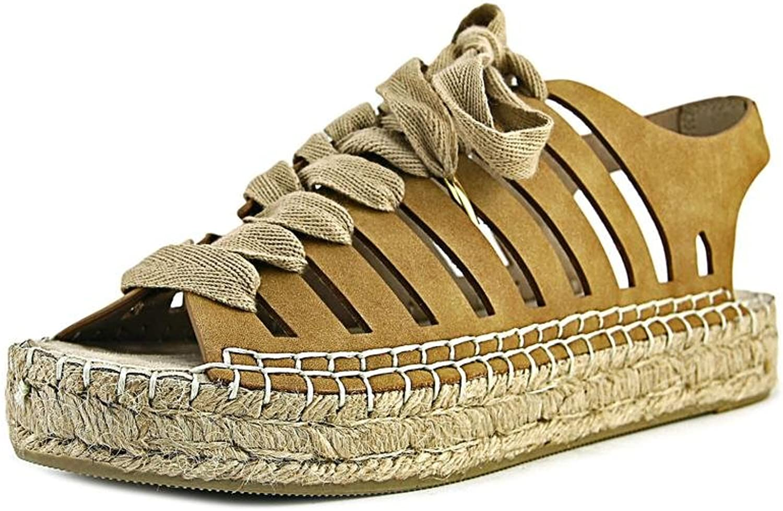 Seven Dials Womens Wylie Peep Toe Casual Platform Sandals
