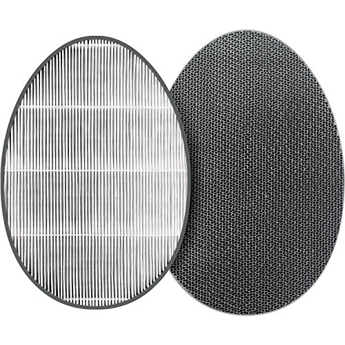 Price comparison product image LG AAFTWT130 Tower-Style Air Purifier AS401WWA1 Replacement Filter Pack,  Gray