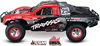 Traxxas 1/10 Slash 2WD SCT Brushless RTR with TSM and OBA, Mike Jenkins #47 Edition