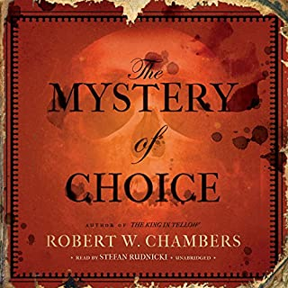 The Mystery of Choice audiobook cover art